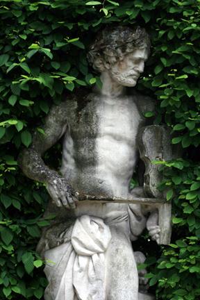 orangery statue blog