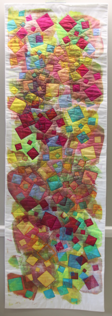 Carol Marlin's 200 theme quilt